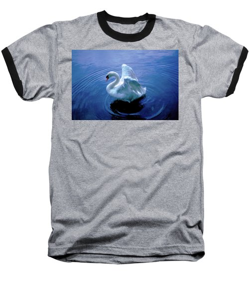 Baseball T-Shirt featuring the photograph Gentle Strength by Marie Hicks
