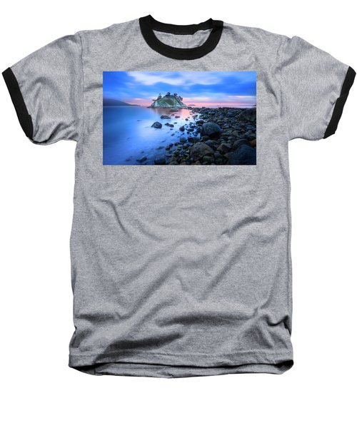 Baseball T-Shirt featuring the photograph Gentle Sunrise by John Poon