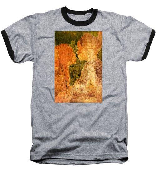 Gentle Sweet Kiss Baseball T-Shirt