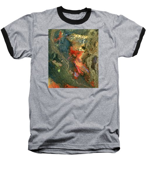 Geology-volcanic Baseball T-Shirt