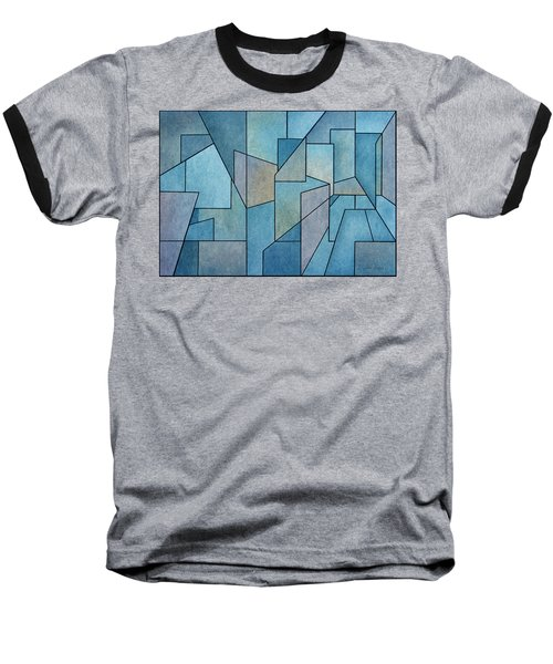 Geometric Abstraction IIi Baseball T-Shirt