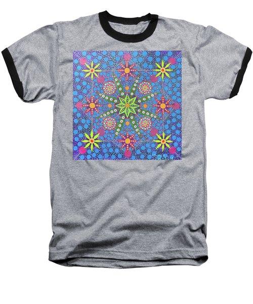 Geometry Of An Arkana Baseball T-Shirt
