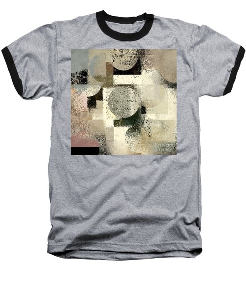 Geomix - C133et02b Baseball T-Shirt by Variance Collections