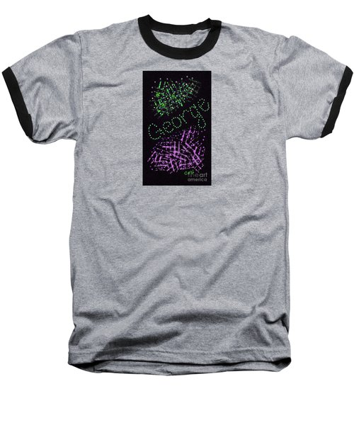 George 3 Baseball T-Shirt