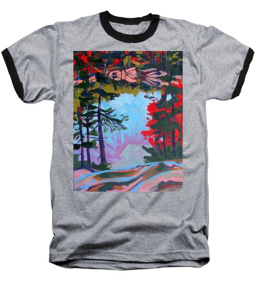 George Lake East Basin Baseball T-Shirt