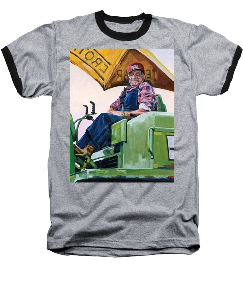 George The Artist Baseball T-Shirt