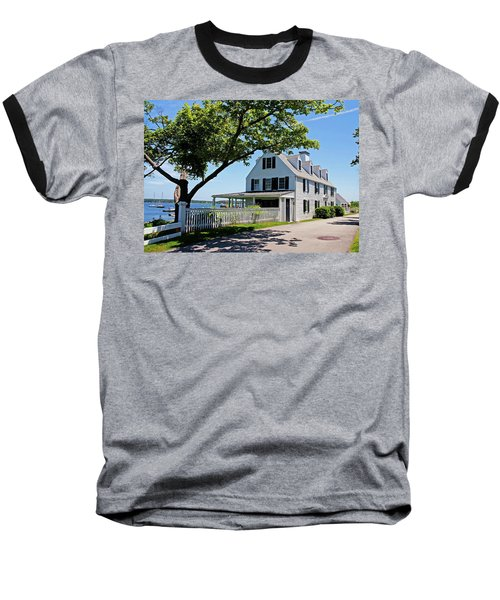 George Walton House In Newcastle Baseball T-Shirt