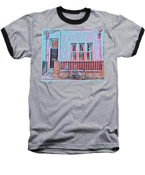 Georgetown Cycle Baseball T-Shirt