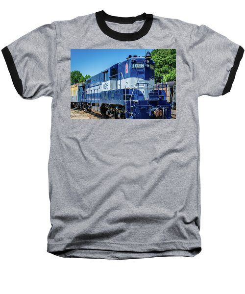 Georgia 1026 Baseball T-Shirt
