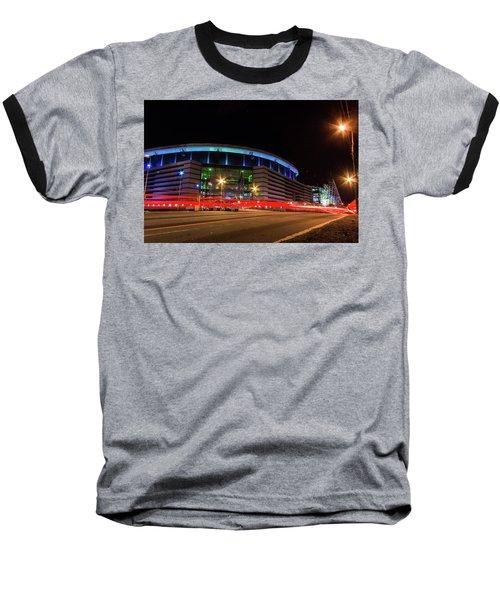 Georgia Dome Baseball T-Shirt