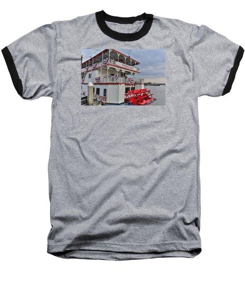 Georgia Queen Baseball T-Shirt