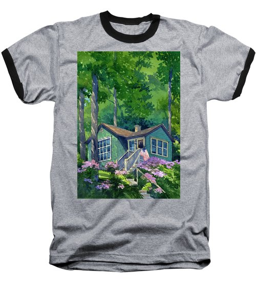 Georgia Townsend House Baseball T-Shirt