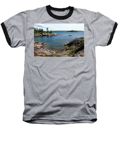 Georgian Bay Islands Baseball T-Shirt
