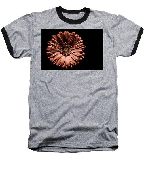Gerbera Daisy Baseball T-Shirt