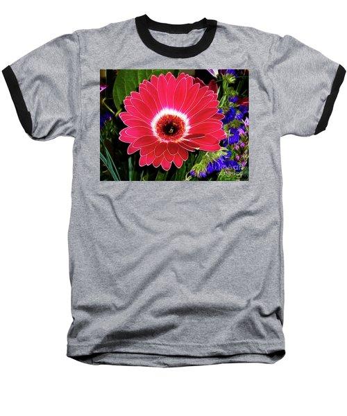 Gerbera Bella Baseball T-Shirt
