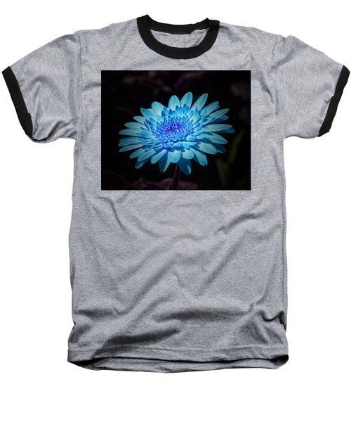 Gerbera Daisy Art Baseball T-Shirt