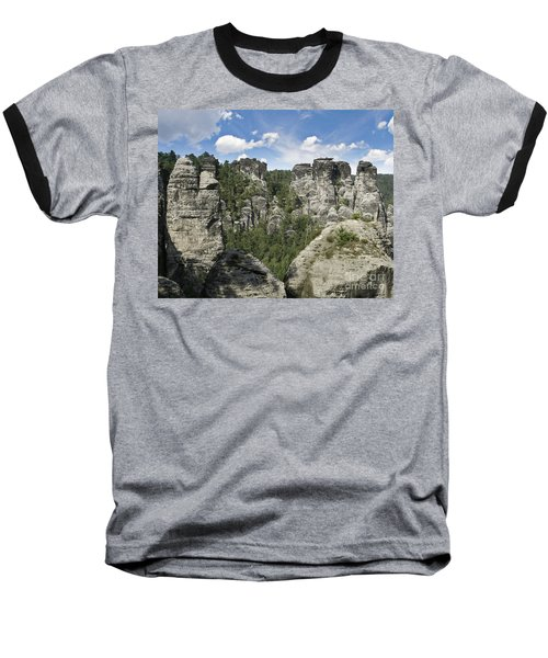 Germany Landscape Baseball T-Shirt