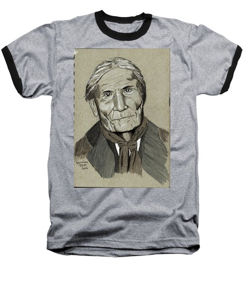 Geronimo Baseball T-Shirt