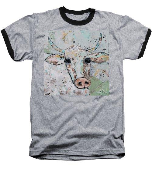 Gertie Baseball T-Shirt by Kirsten Reed
