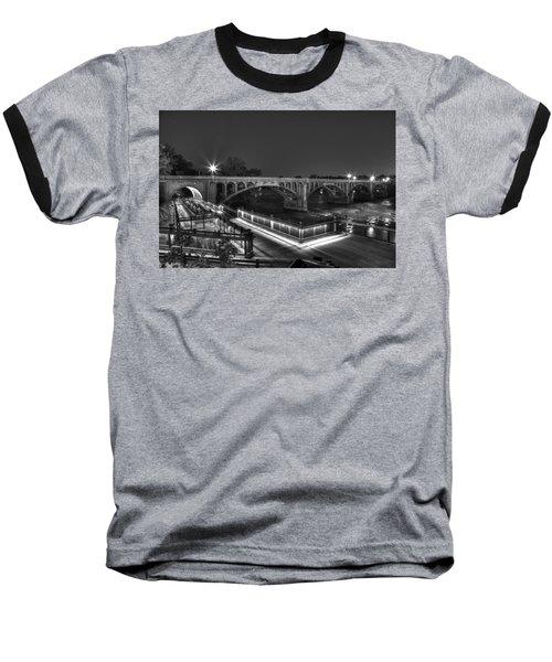 Gervais Street B-w Baseball T-Shirt