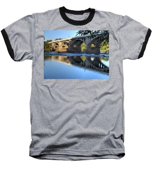 Gervais Street Bridge-1 Baseball T-Shirt
