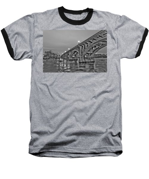 Gervais Street Bridge II Baseball T-Shirt