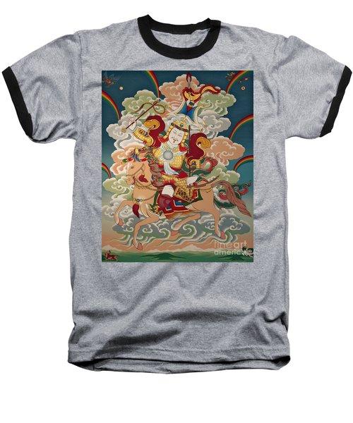 Gesar Gyalpo Baseball T-Shirt