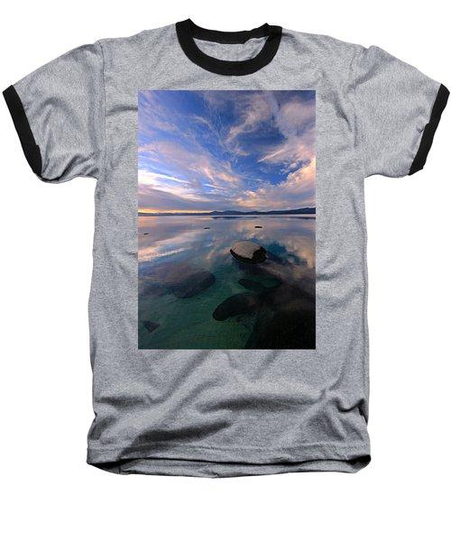 Get Into Nature Baseball T-Shirt