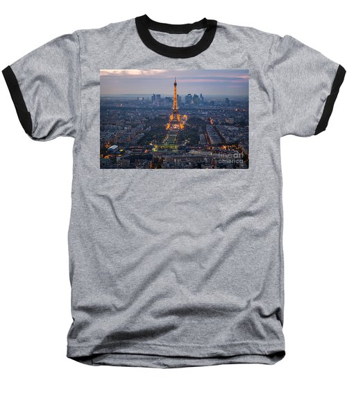 Get Ready For The Show Baseball T-Shirt by Giuseppe Torre