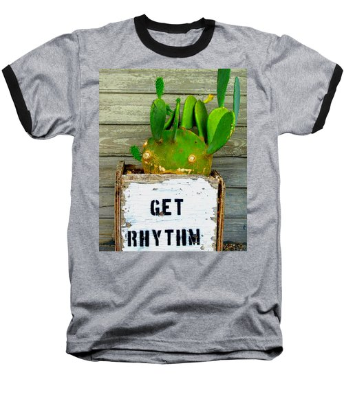 Get Rhythm Baseball T-Shirt