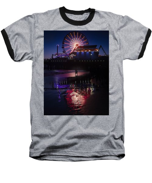 Baseball T-Shirt featuring the photograph Get The Shot by Lora Lee Chapman