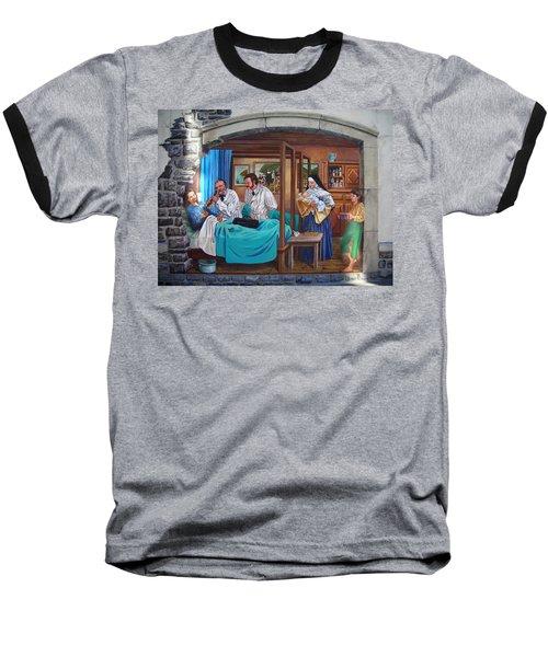 Get Well Soon ... Baseball T-Shirt by Juergen Weiss