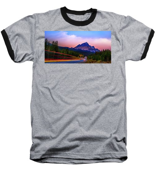 Baseball T-Shirt featuring the photograph Get Your Motor Running by John Poon