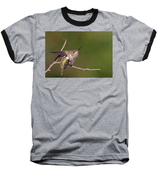 Getting Ready To Fly Baseball T-Shirt