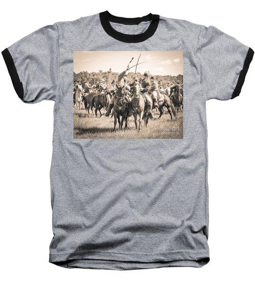 Gettysburg Cavalry Battle 7992s  Baseball T-Shirt