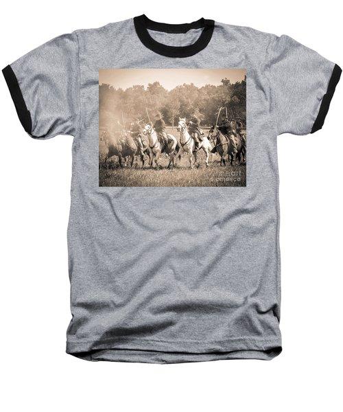 Gettysburg  Union Cavalry 7901s  Baseball T-Shirt
