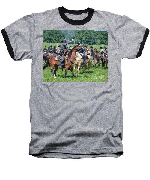 Gettysburg  Union Cavalry 7920c  Baseball T-Shirt