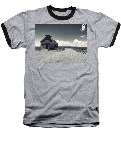 Ghost Church Baseball T-Shirt