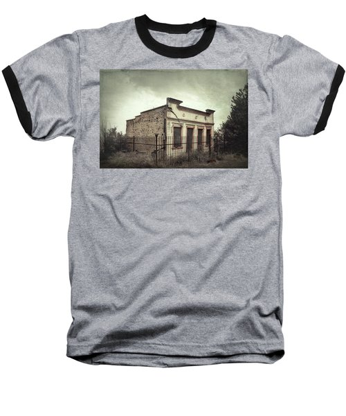 Ghost Cottage Baseball T-Shirt