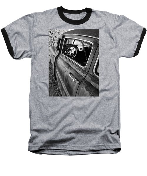 Ghost Driver Baseball T-Shirt