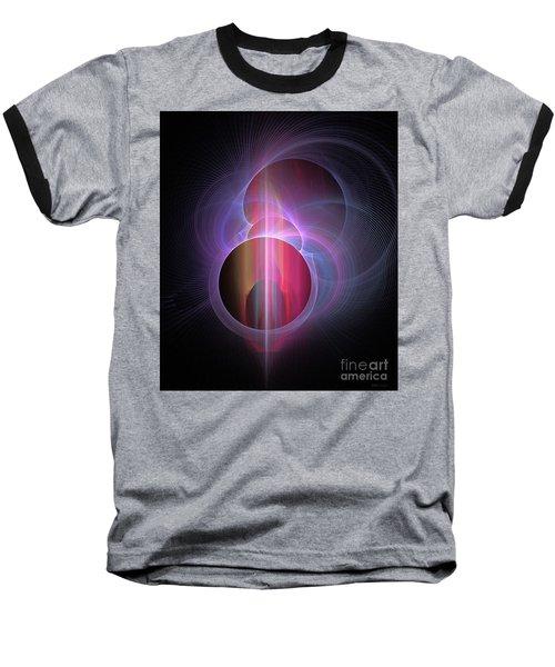 Ghost In The Machine Baseball T-Shirt