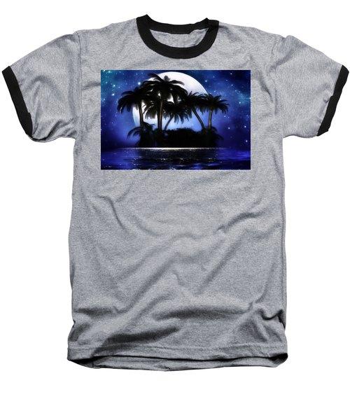 Shadow Island Baseball T-Shirt