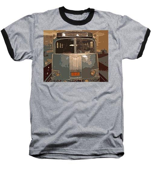 Ghost Of New York Baseball T-Shirt