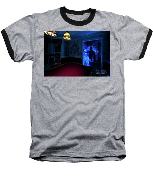 Ghost Of The Parlor Baseball T-Shirt