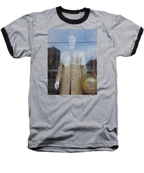 Ghost Prince Of Bangalore Baseball T-Shirt
