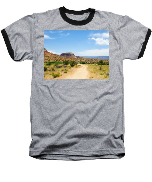 Ghost Ranch  Baseball T-Shirt