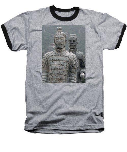 Ghost Warriors Baseball T-Shirt