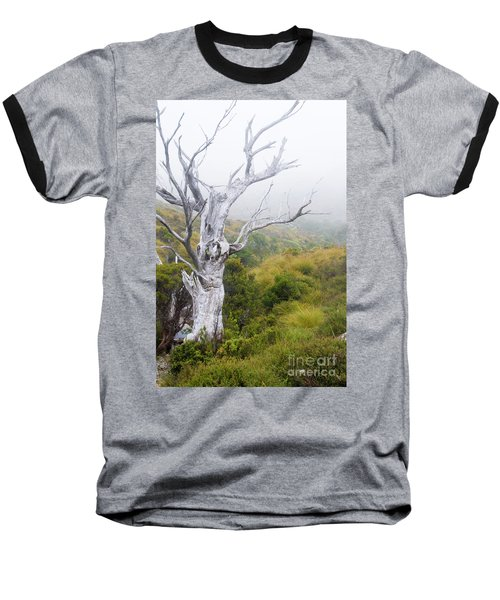 Baseball T-Shirt featuring the photograph Ghost by Werner Padarin