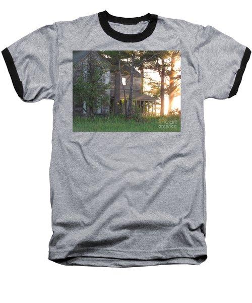 Ghostly Light Baseball T-Shirt