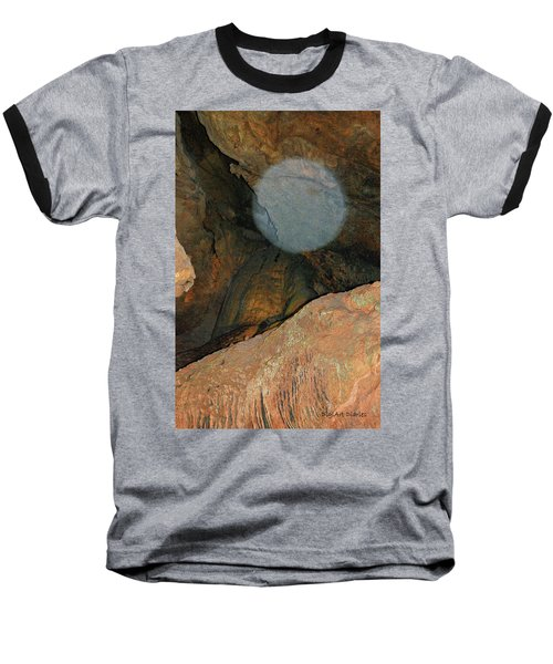 Ghostly Presence Baseball T-Shirt